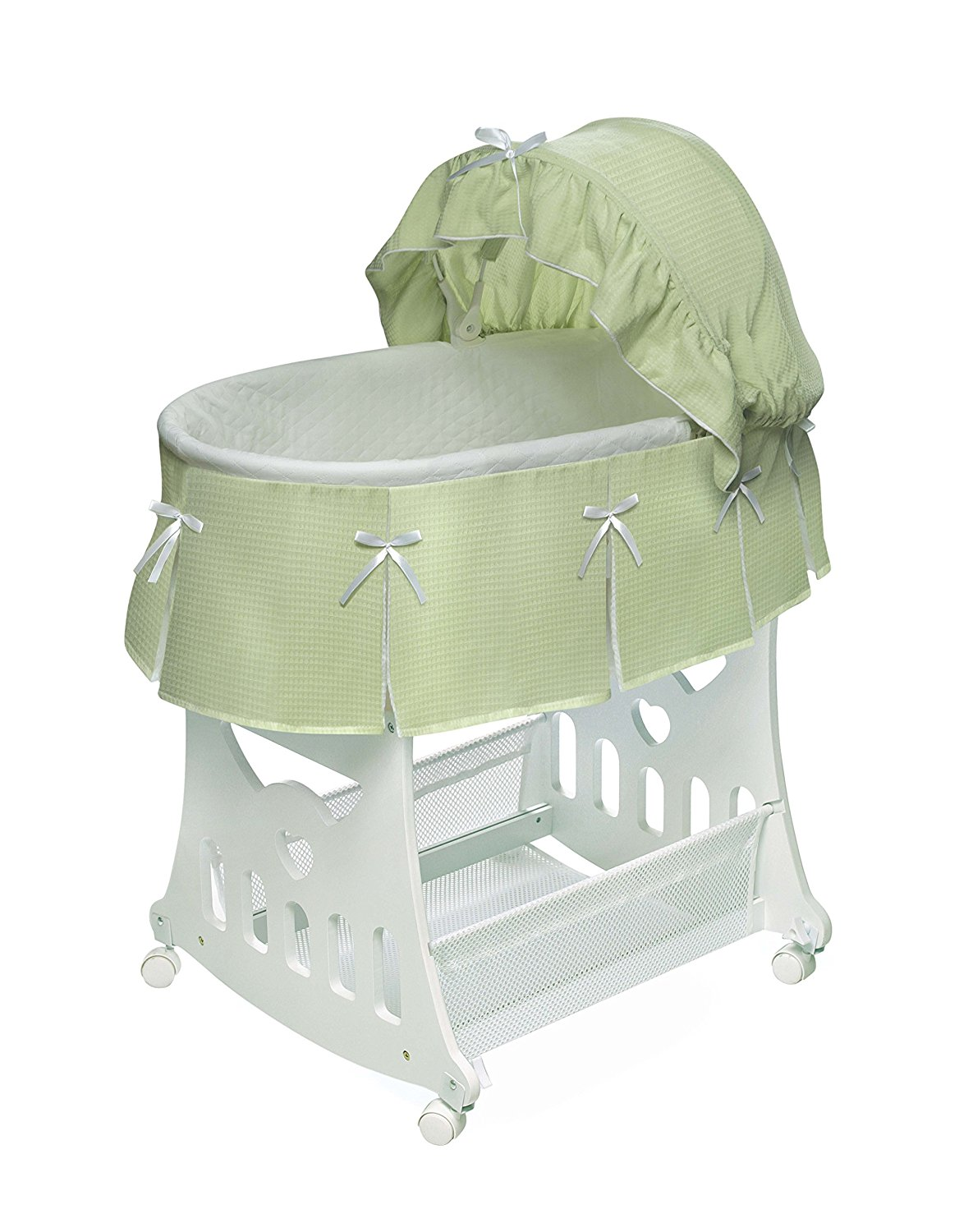 badger portable bassinet