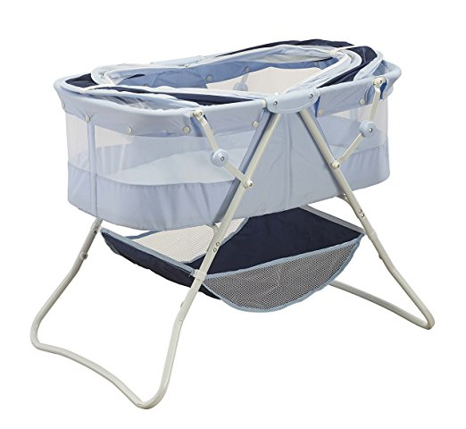 big oshi portable bassinet