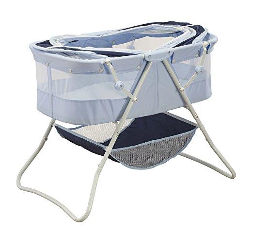 big oshi portable bassinet