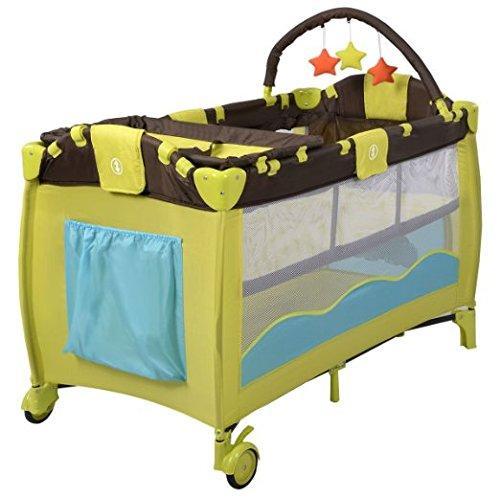 Giantex Portable Baby Crib