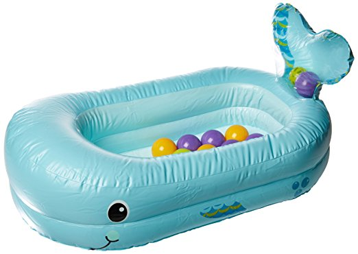 Infantino Whale Bubble Bathtub