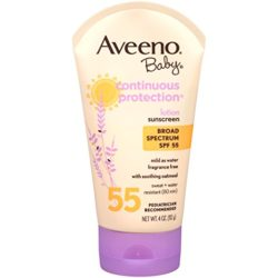 Aveeno Baby Continuous Protection Lotion