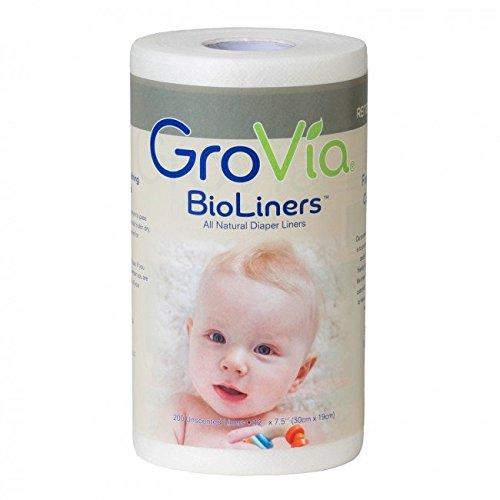 GroVia All Natural Bio Liners