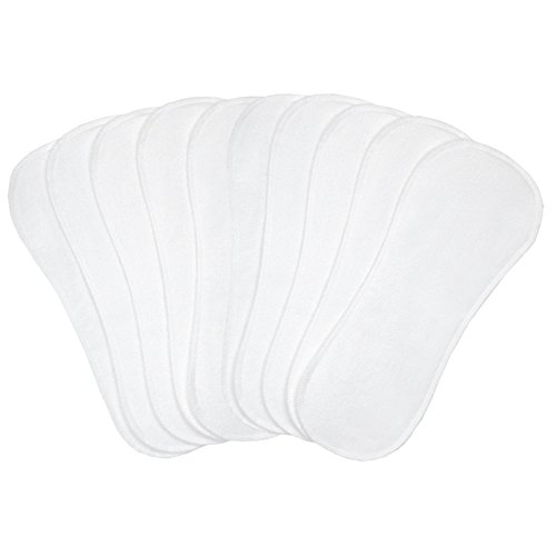 Kushies 10 pack Reusable Diaper Liners