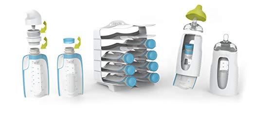 Kiinde Squeeze (Breast Milk Storage Set)