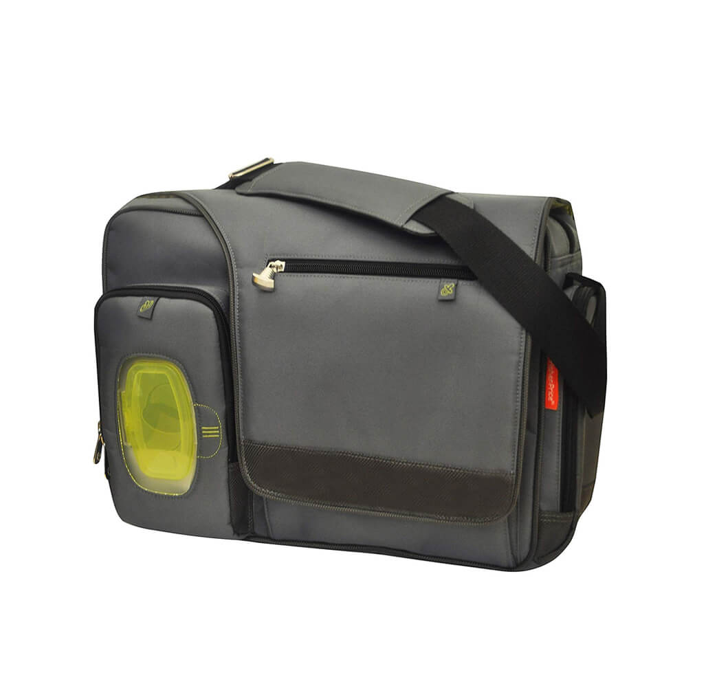 Fisher-Price Fastfinder Deluxe Messenger Diaper Bag