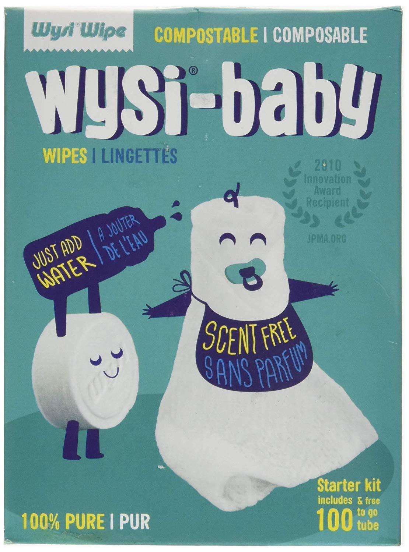 Wysi Wipes Wysi Baby Starter Kit