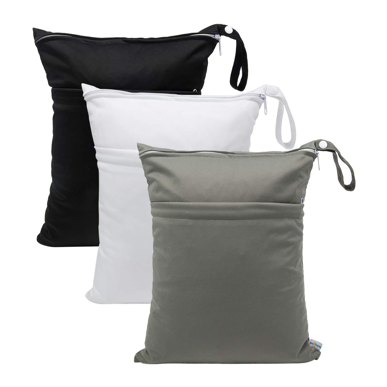 Babygoal Wet/Dry Bag, 3 pc