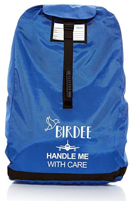 Birdee Car Seat Travel Bag