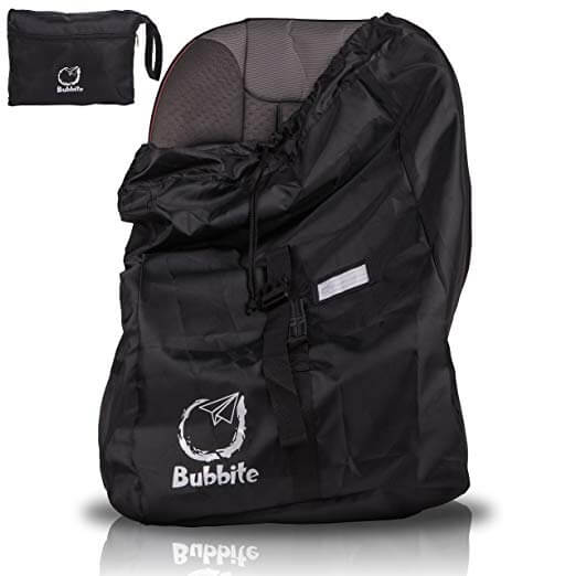 Bubbite Car Seat Travel Bag