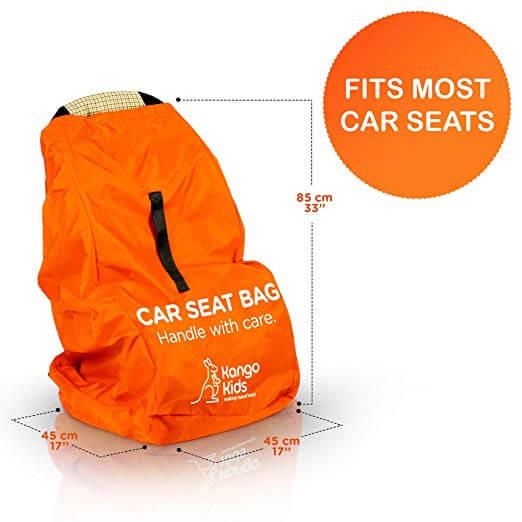 KangoKids Car Seat Travel Bag