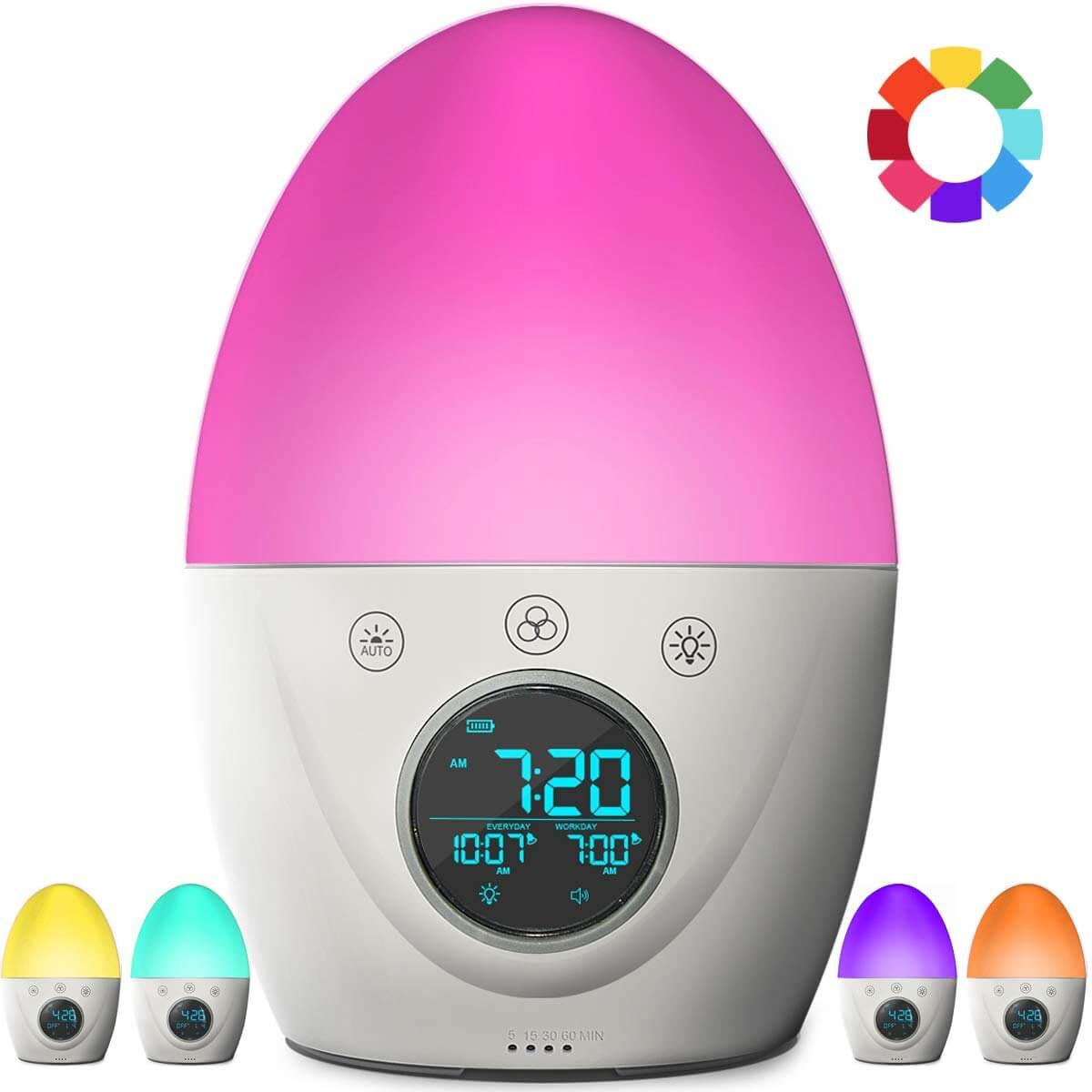 FiveHome Sleep Training Clock