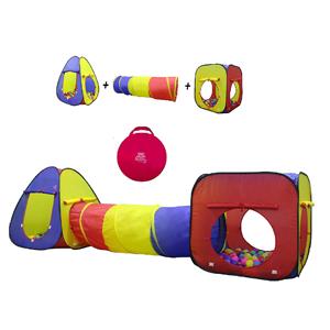 Kiddey 3 piece Kids Play Tent