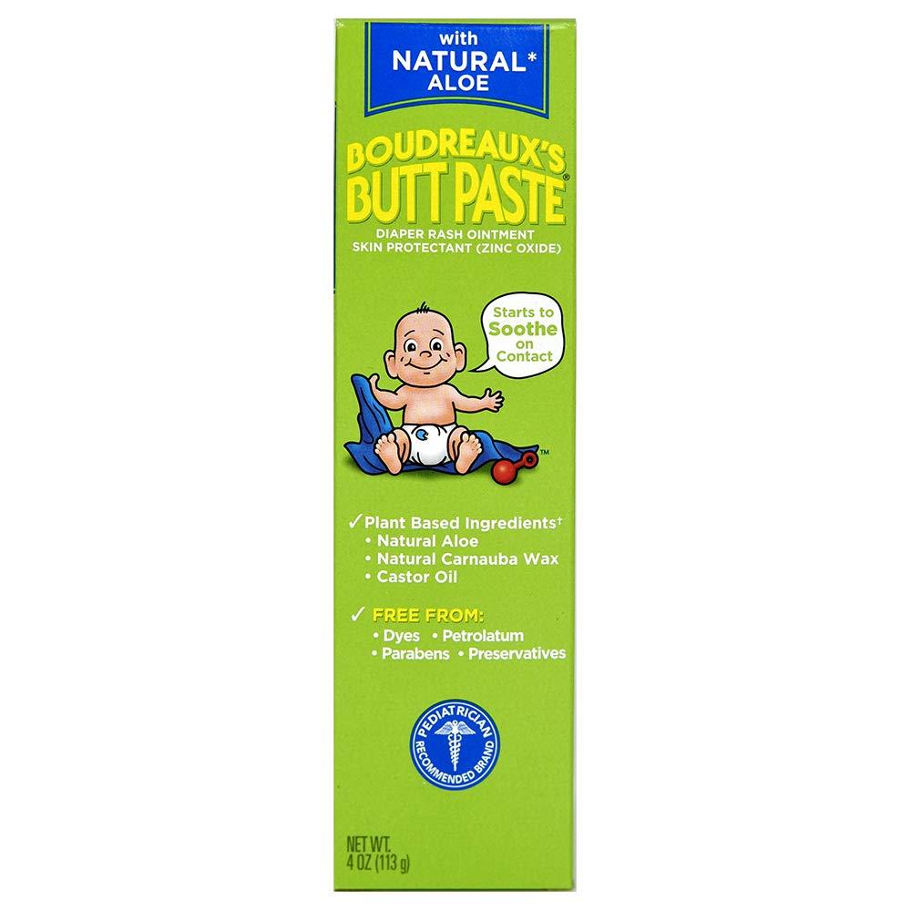 Boudreaux's Butt Paste with Natural Aloe