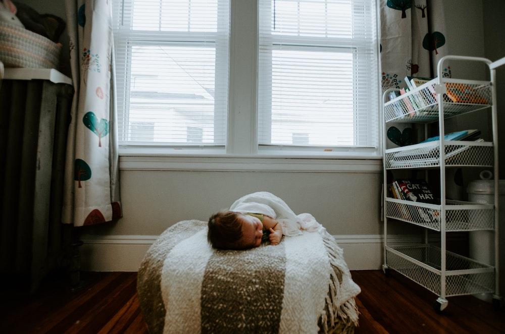 new baby sleep guide