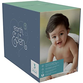 Earth + Eden Eco-Friendly Diapers